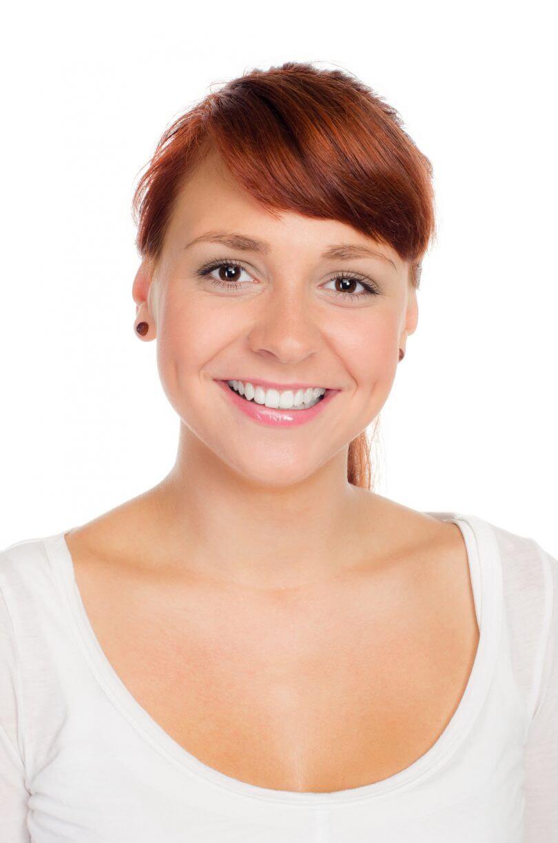 Erstellung Des Bewerbungsfotos Das Bewerbungsfoto Bitte Lächeln