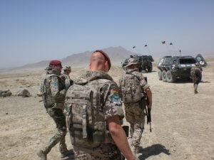 Bundeswehr Soldaten im Einsatz