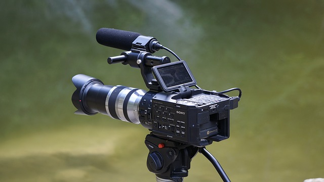 Bewerbungsvideo Kamera Beitragsbild