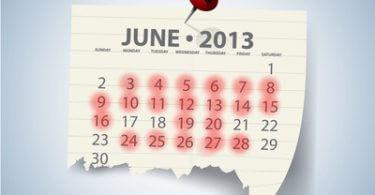Karrieremessen im Juni