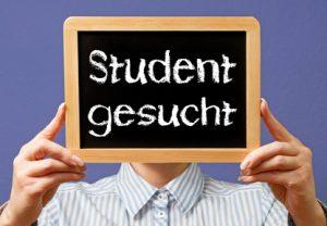 Studentenjobs sind begehrt. Vor allem auf askstudents!