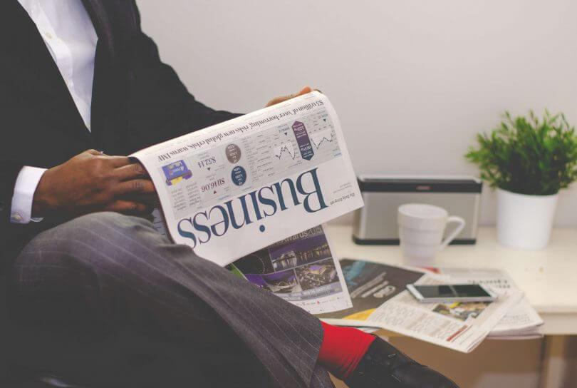 Jobsuche in der Zeitung: Traumjob finden