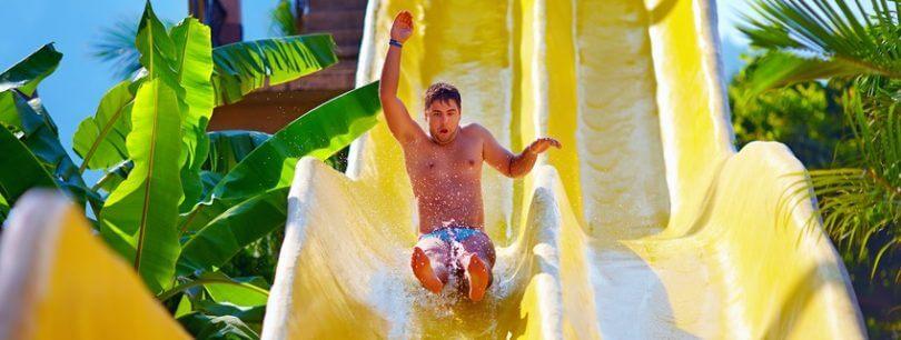 Wasserrutschentester - lustige Berufe