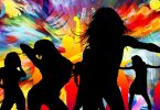 Studentenparties Tanzen: Anmachen