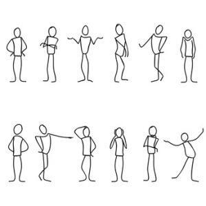 Das perfekte Vorstellungsgespräch - Die Körpersprache