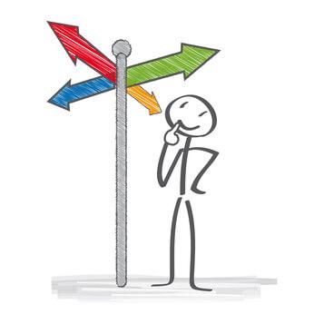 Master- oder MBA-Abschluss - Berufsorientierung