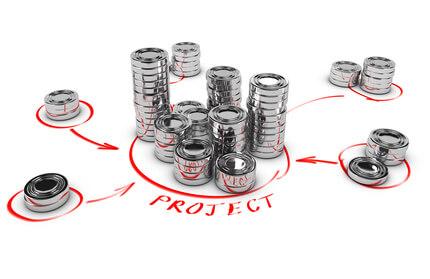 Das Prinzip des Crowdfinancing - Crowdfunding
