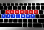 Success Failure: Tastatur, Erfolgsangst der Generation Y