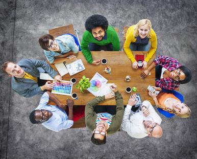 Richtiges Verhalten im Meeting - höflich für eine gute Zusammenarbeit