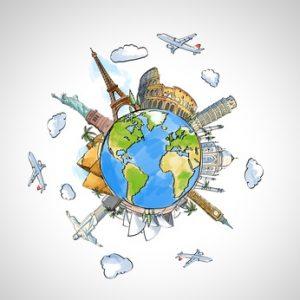 Arbeiten im Ausland - arbeitend die Welt entdecken