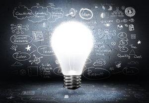 Konzentration im Büro - damit das Licht an bleibt