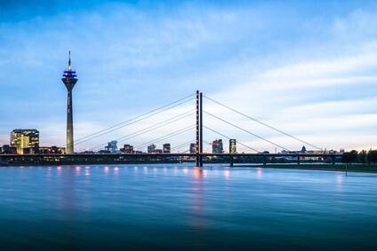 Landeshauptsadt von NRW: Düsseldorf