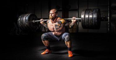 Gewichtheber: Schwierigkeiten Berufswahl