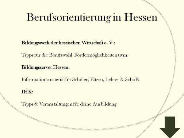 Berufsorientierung Hessen Teaser 3