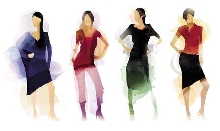 Fashion Four Designerrobe