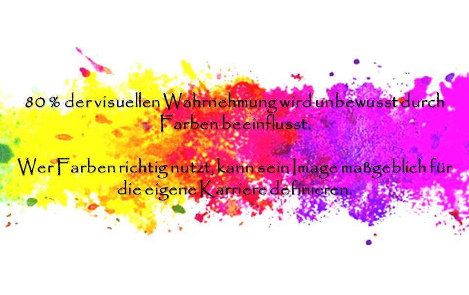 Was Farbe für dich machen kann