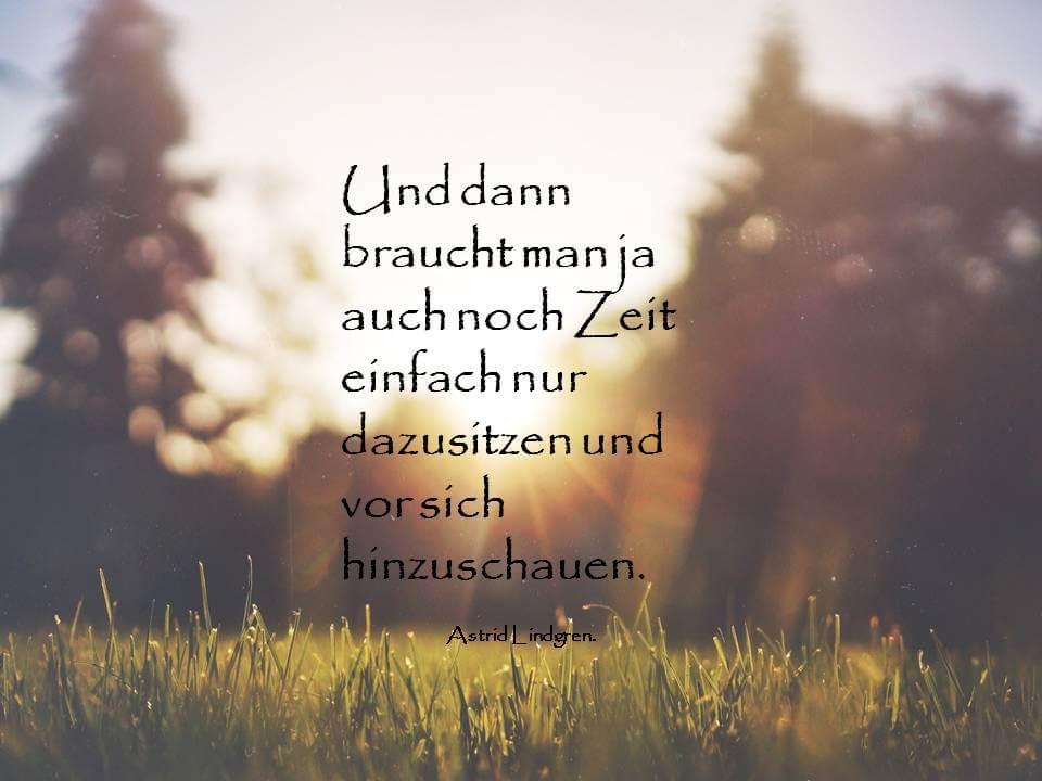 Astrid Lindgren Zitat