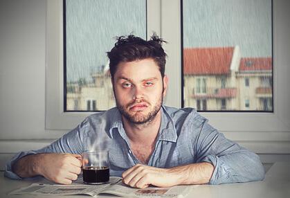 Montagsmuffel beim Kaffee - Attraktivität als Arbeitgeber