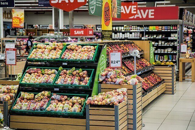 Supermarkt - Ausbildung im Einzelhandel ist zukunftssicher