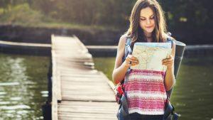 Studenten auf Reisen