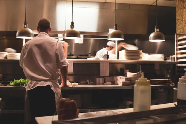 Jenseits der 40 auf Jobsuche - Gastronomie-Job