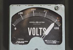 ale Anzeigentafel Stromfluss