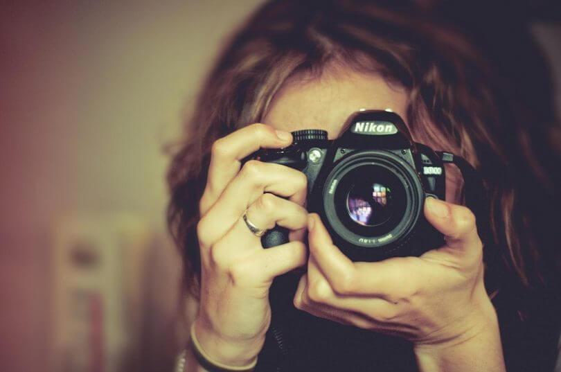 Bewerbungsfoto selbst aufnehmen und ausdrucken