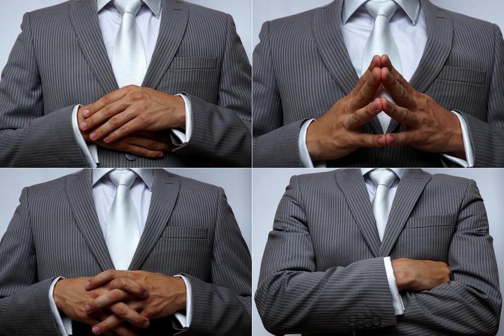 Körpersprache und Karriere: Achte auf deinen Körper