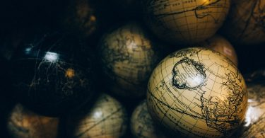Weltkugeln