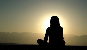 Prüfungsangst - Meditation