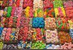 Süßigkeitenauswahl