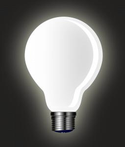 Idee, Glühbirne