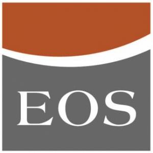Logo des Inkasso-Dienstleisters EOS