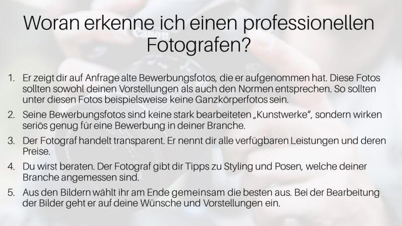 Professioneller Fotograf | karriereguru
