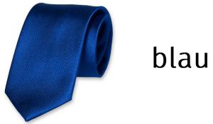 blaue Krawatte | karriereguru
