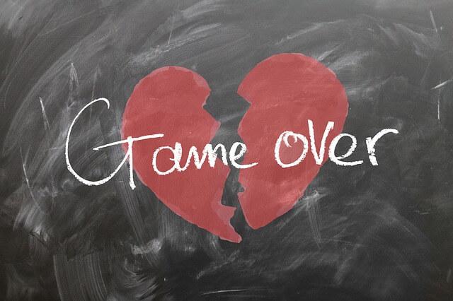 Zurück zum Ex | Game Over