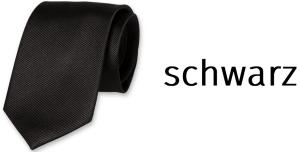 schwarze Krawatte | karriereguru