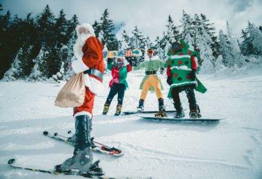 ausgefallene Weihnachtsfeier 2017