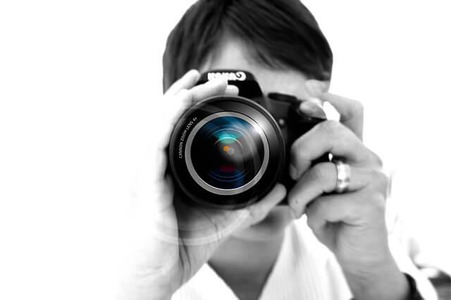 Fotograf Bewerbungsfoto